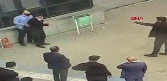 Dursun Odabaş: Son dakika haber... VAN'DA BAŞHEKİM CİNAYETİ ÖNLEDİ; O ANLAR KAMERADA