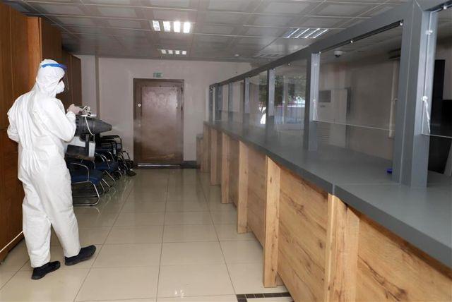 Alanya Belediyesi salgında 7 bin 800 noktada dezenfeksiyon yaptı
