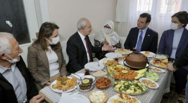 Cumhurbaşkanı Erdoğan'ın evinde ziyaret ettiği Mahruze teyze, şimdi Soylu ve Yıldırım'ı bekliyor