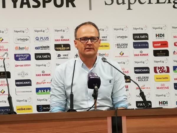 Helenex Yeni Malatyaspor - Hes Kablo Kayserispor maçının ardından