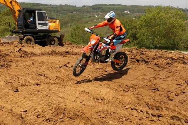İzmit'in ilk motocross parkuru çok yakında hizmete açılacak