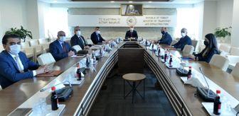 Gülşehir: Nevşehir Belediye Başkanı Savran, Ankara'da bir dizi görüşmelerde bulundu