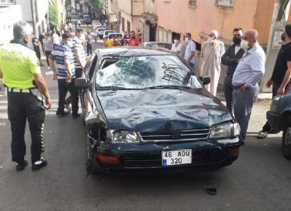 Otomobilin çarptığı 12 yaşındaki Hasan, öldü