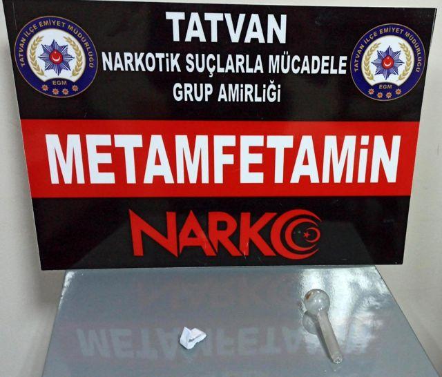Tatvan'da aranan uyuşturucu taciri yakalandı