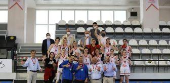 Çetin Akın: Turgutlu Belediyespor Kadın Basketbol Takımı 6'da 6 yaptı