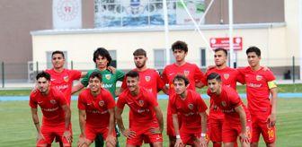 Eray Özbek: U19 Süper Ligi  10.Hafta