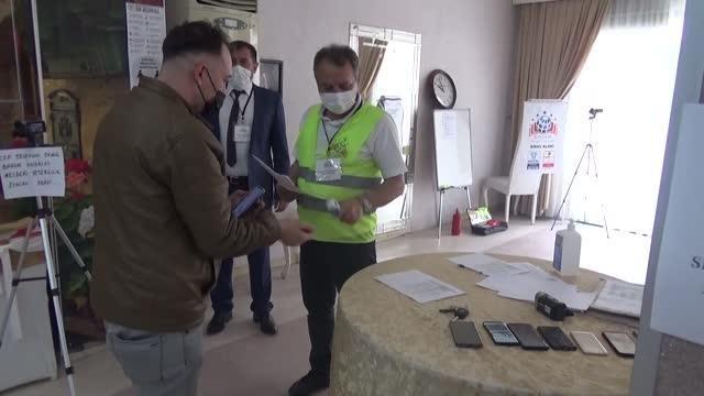 AFYONKARAHİSAR - Cep Telefonu Tamir Bakım ve Onarımı Mesleki Yeterlilik Sınavı yapıldı