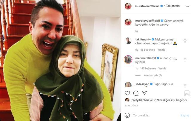 Annesinin ölüm haberiyle yıkılan fenomen Murat Övüç: Ciğerim yanıyor
