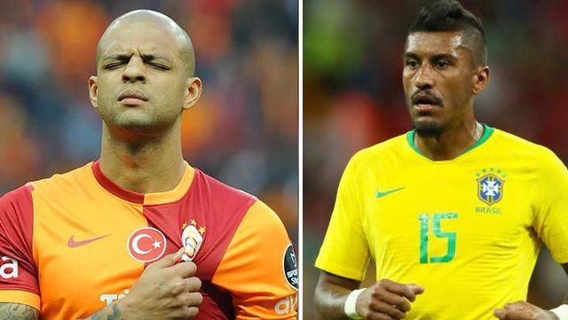 Galatasaray, Melo'nun birebir benzeri olan Paulinho'yu gözüne kestirdi