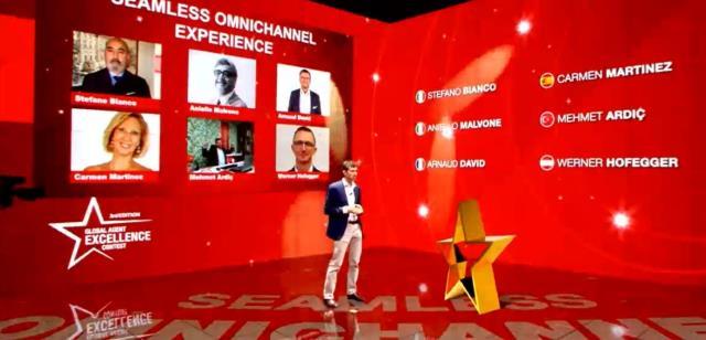 Generali Grubu'nun düzenlediği 'Global Acente Mükemmellik Yarışması'nda Türk damgası