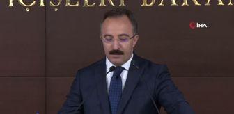 Alparslan Kuytul: İçişleri Bakanlığı Sözcüsü Çataklı: '8 sözde üst düzey teröristin de aralarında bulunduğu 115 terörist etkisiz hale getirilmiştir'