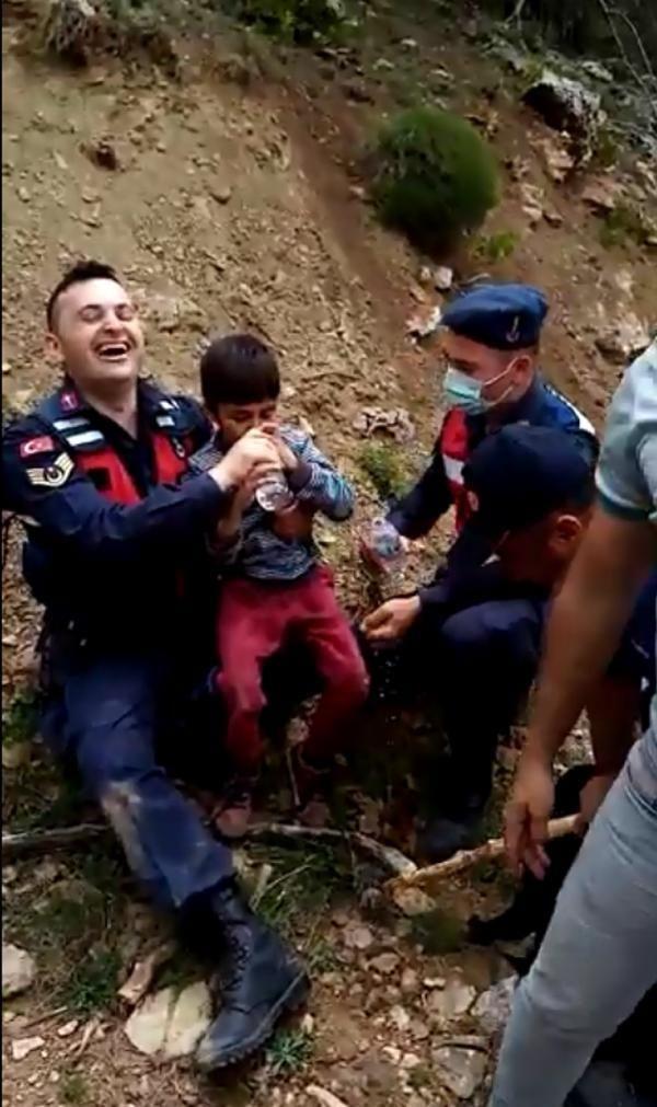 Kerim Can 46 saat sonra bulundu; jandarma 'Oh be' dedi