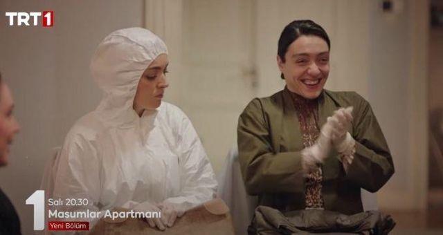 Masumlar Apartmanı 32. bölüm fragmanı izle! TRT1 Masumlar Apartmanı yeni bölüm fragmanı izle! Masumlar Apartmanı 32. Bölüm full HD izle!