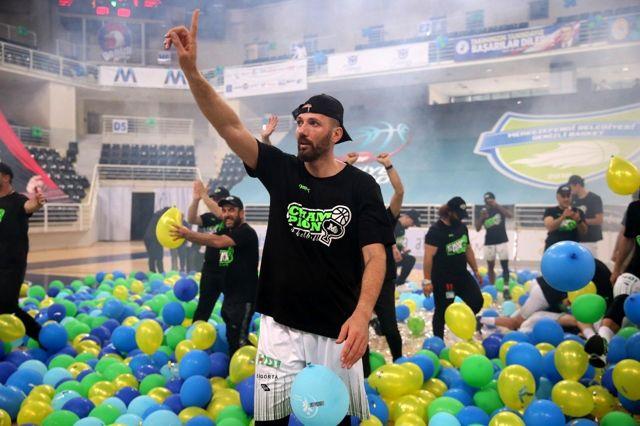 Merkezefendi Basket, Süper Lig'de kalıcı olmak istiyor