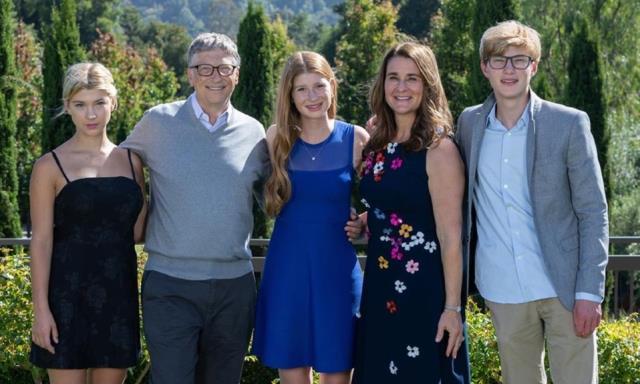 Bill ve Melinda Gates çifti boşanacaklarını duyurmadan önce 'mal paylaşımında' anlaştı