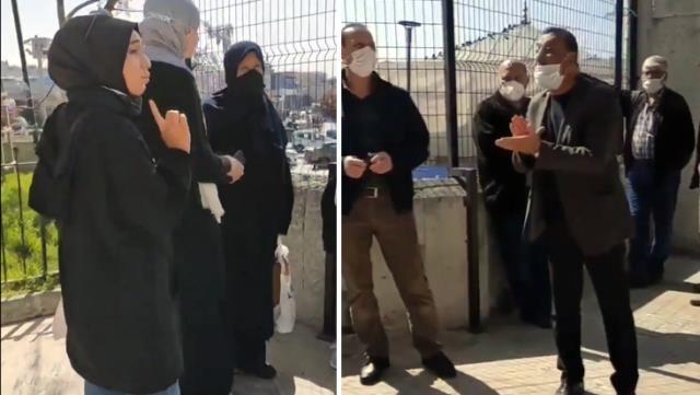 Diyanet İşleri Başkanı ErbaşGeçtiğimiz gün İstanbul Üsküdar'da camiye girmek isteyen kadın ve orada bulunan na dahil oldu: Camilerimiz herkese açıktır