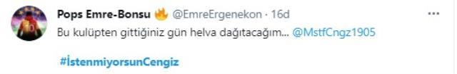 Galatasaray taraftarları ertelenen başkanlık seçiminden sonra ateş püskürdü: İstenmiyorsun Mustafa Cengiz