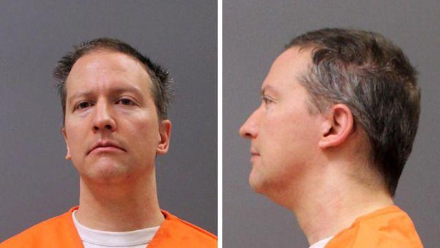 George Floyd'u öldürmekten suçlu bulunan eski polis Derek Chauvin yeniden yargılama talep etti