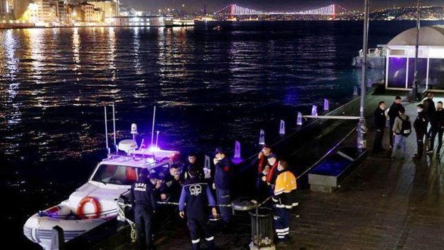 İstanbul'un göbeğinde kan donduran cinayet! Denize atıp anbean ölmesini izlemiş