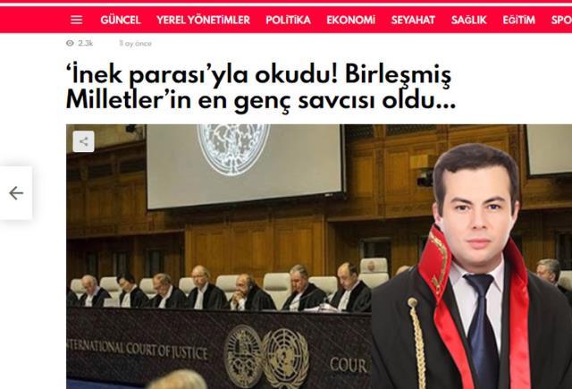 Kendini Birleşmiş Milletler savcısı olarak tanıtan 'Sahte Savcı'nın oyunu ortaya çıktı