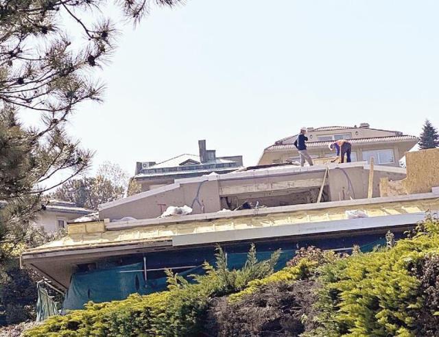 Kesenin ağzını açan Seda Sayan, 4 milyon dolara villa aldı
