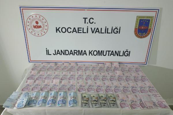 Son dakika gündem: Kocaeli'de sahte para operasyonu