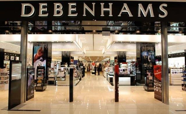 242 yıllık perakende devi Debenhams, tüm mağazalarını kapatıyor