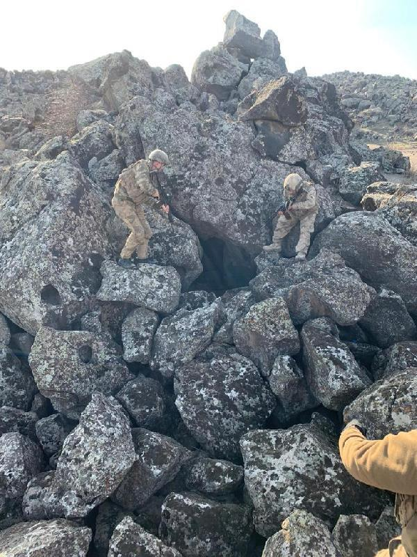 Son dakika haberi: Ağrı, Iğdır, Kars ve Ardahan'da 'Eren-15' operasyonu