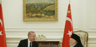 Recep Tayyip Erdoğan: Son dakika haber: Azınlık cemaatleri temsilcilerinden Cumhurbaşkanı Erdoğan'a teşekkür