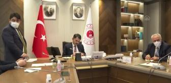 Recep Tayyip Erdoğan: Çevre ve Şehircilik Bakanı Kurum, 12. Petersberg İklim Diyaloğu'na katıldı Açıklaması