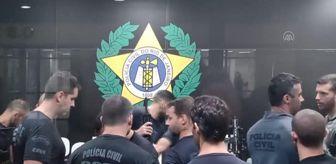 Gecekondu: Son dakika haberleri: Brezilya'da uyuşturucu kaçakçılarına yönelik operasyonda 25 kişi öldü (1)