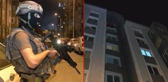 İstanbul: Hareketli gece! Cama çıkıp rehin alındığını söyleyen adamı özel harekat kurtardı