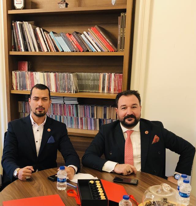 Türkiye Azerbaycan Strateji ve Ekonomi Kulübü Faaliyete Başladı