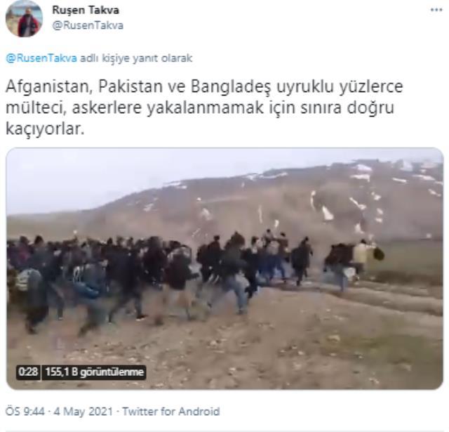 Türkiye sınırında kavimler göçü! Onlarca mültecinin yurda böyle giriş yaptığı iddia edildi
