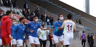 Futbol Federasyonu: Yeşilyurt Belediyespor: 2-1