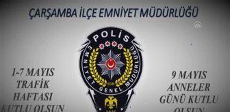 Şehit: Çarşamba Emniyet Müdürlüğünden Trafik Haftası ve Anneler Günü'ne özel klip