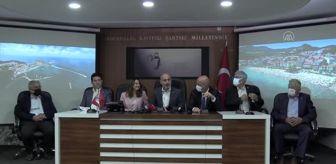 Aysu Bankoğlu: CHP Genel Başkan Yardımcısı Öztunç, Amasra'da konuştu
