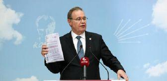 Faik Öztrak: CHP'li Öztrak: Elde topu topu 4,5 milyon doz aşı var