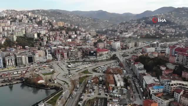 En çok vaka düşüşü yaşanan Zonguldak'ta vatandaşlar tedbirlerden memnun