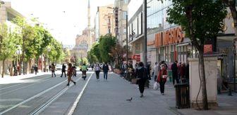Eskişehir: Eskişehir tam kapanamadı