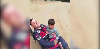 Epilepsi: Kayıp otizmli çocuğu bulduğunda büyük mutluluk yaşayan Jandarma Astsubay Özcan o günü anlattı