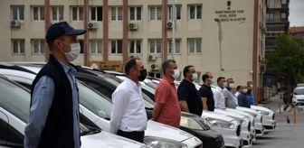 Faruk Çelik: Şehzadeler Belediyesinden Vefa Sosyal Destek Grubu'na araç desteği