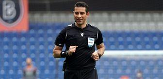 Ali Palabıyık: Sivasspor-Başakşehir maçını Ali Palabıyık yönetecek