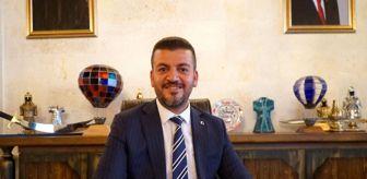 Nevşehir: Ürgüp Belediye Başkanı Aktürk, 'Kadir Gecemiz mübarek olsun'