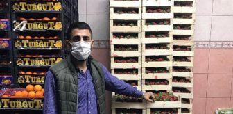 İçişleri Bakanlığı: Bayrampaşa halinde gece yoğunluğu; pazarcılar akın etti