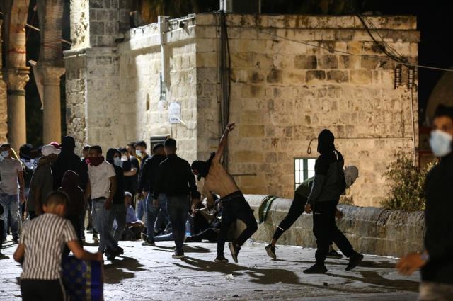 Fanatik Yahudi gruplar, 10 Mayıs'ta Mescid-i Aksa'ya baskın yapmaya hazırlanıyor
