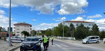 Emniyet Müdürlüğü: İhsaniye ilçesinde Trafik Haftası kutlandı