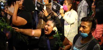 Mexico City: Son dakika! - Meksika'da metro kazası protesto edildi: 'Kaza değil, ihmaldi'