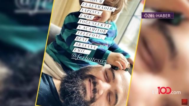 Oyuncu Mustafa Üstündağ, eski eşinin rol arkadaşı Ferdi Sancar'ı tehdit etti