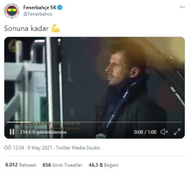 Fenerbahçe'nin 'Game of Thrones' temalı paylaşımı taraftarlardan kısa sürede büyük ilgi gördü
